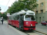 Rotax JM6s E1 Type Tram