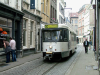 Pcc car at Wolstraat