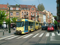 BN PCC Tram at Saint-Denis