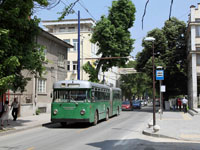 APG Trolleybus