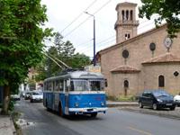 Pazardzhik_Skoda_9TrH_Trolleybus