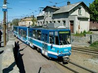 Tatra KT6T Tram