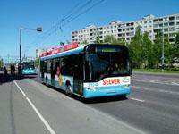 Solaris Trollino 12 Trolleybus