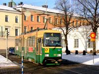 Valmet Tram