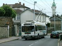 NAW BGT 5-25 Trolleybus
