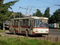 Gori_Skoda_14Tr_Trolleybus