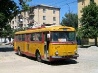 Gori_Skoda_9TrH_Trolleybus