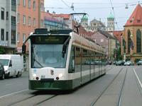 Siemens NF8.2 Combino Tram