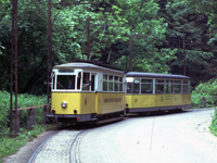Gotha/AEG Erfurt-type + Gotha B2-62 motor+trailer at Beuthefall