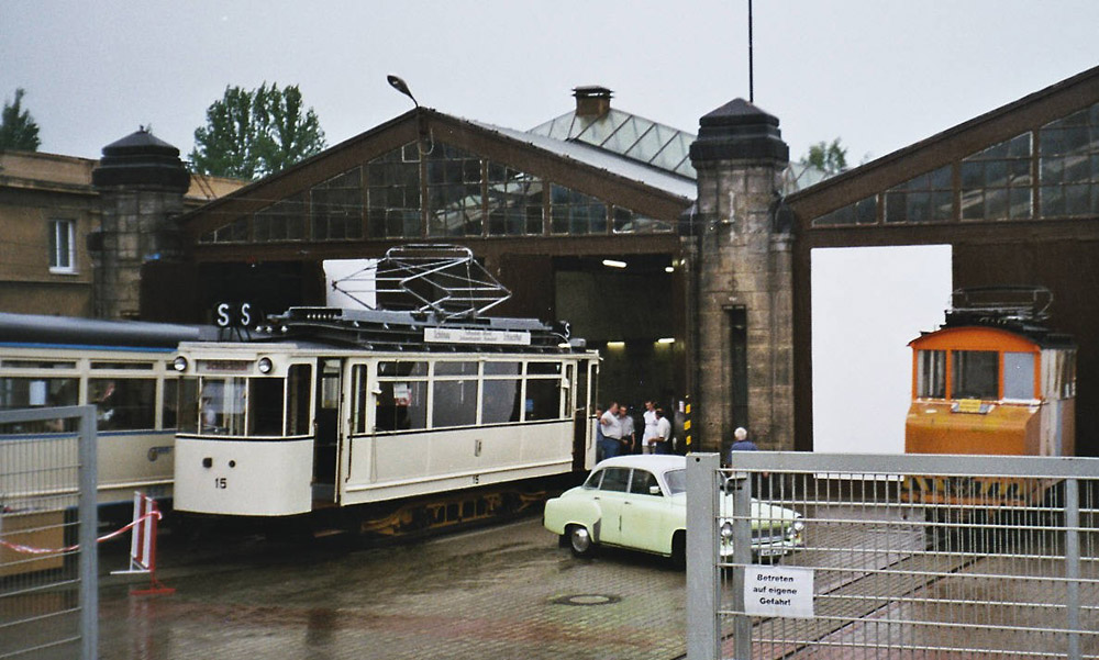 The Old 925 Mm Depot Is Now A Museum The Collection