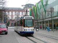 WU ST12 Tram