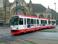 DUEWAG M8C Tram