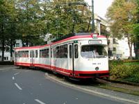 DUEWAG 8GTW Tram
