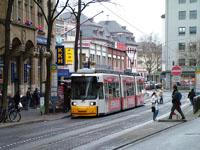 Mainz city center map