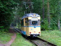 Gotha T57M at Berliner Wald