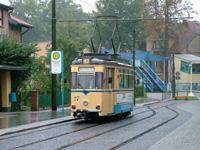 Gotha T57M at Woltersdorf, Schleuse