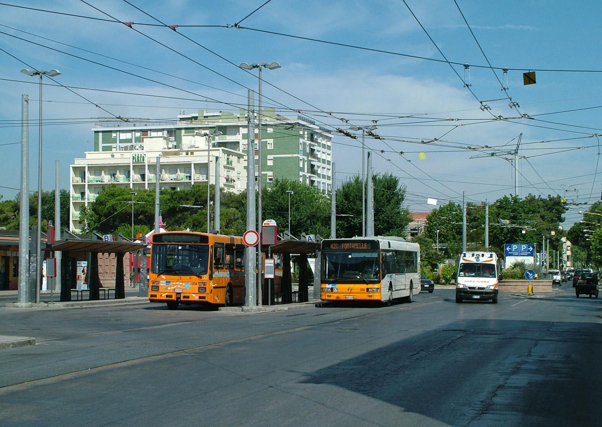 Rimini Şehir İçi Ulaşım