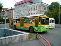 VZTM-5284 at Schetinkina Ul. & Pushkina Ul.
