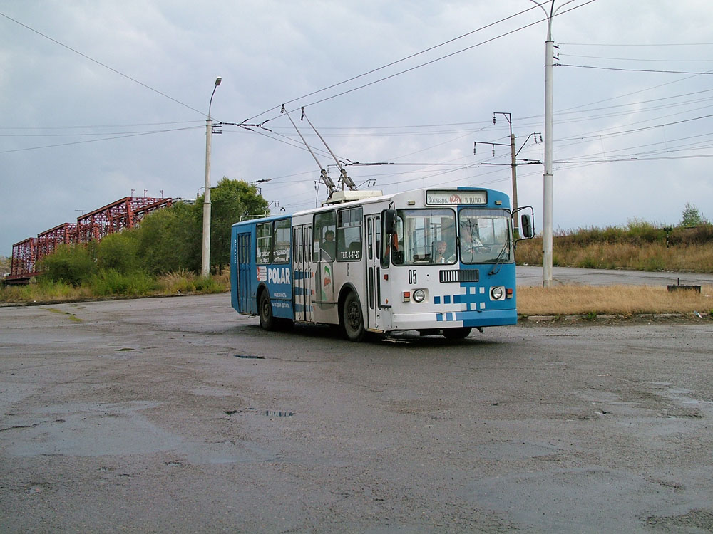 Abakan Russia  city pictures gallery : World Tram & Trolleybus Systems :: Russia :: Abakan :: Abakanskaya ...
