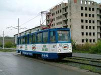 KTM-5M3 on Kravchenko Ul.
