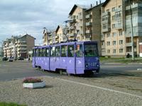 KTM-5M3 on Kominterna Ul.
