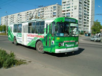 ZIU-682G at Dyachenko Ul.