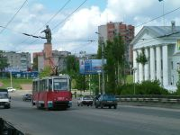 Ulyanovsk_T-3_tram