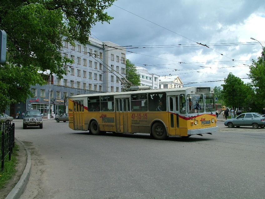 движения трамваев по пр.