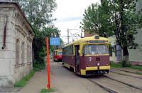RVZ-6M2 at Dvorets Sporta Terminal stop