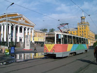 KTM-5 at Teatralnaya Ploschad
