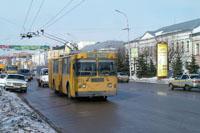 ZIU-682G on Pervomayskiy Pr.