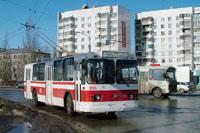 ZIU-682V at Moskovskoe Shosse / XXII Partsyezda Ul.