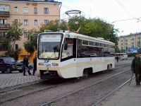 KTM-19 at Komsomolskaya Ploschad