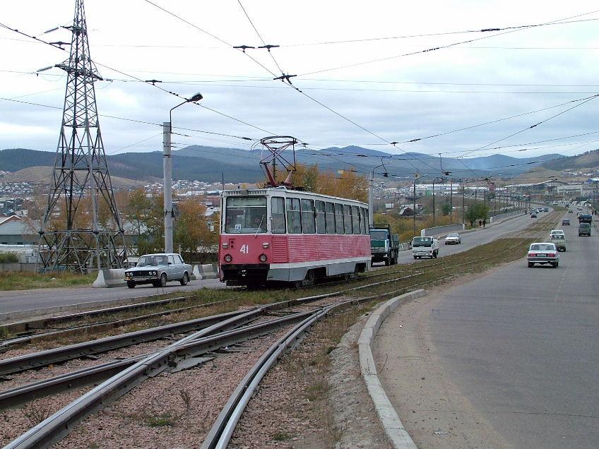 36. Трамвай 5-го маршрута