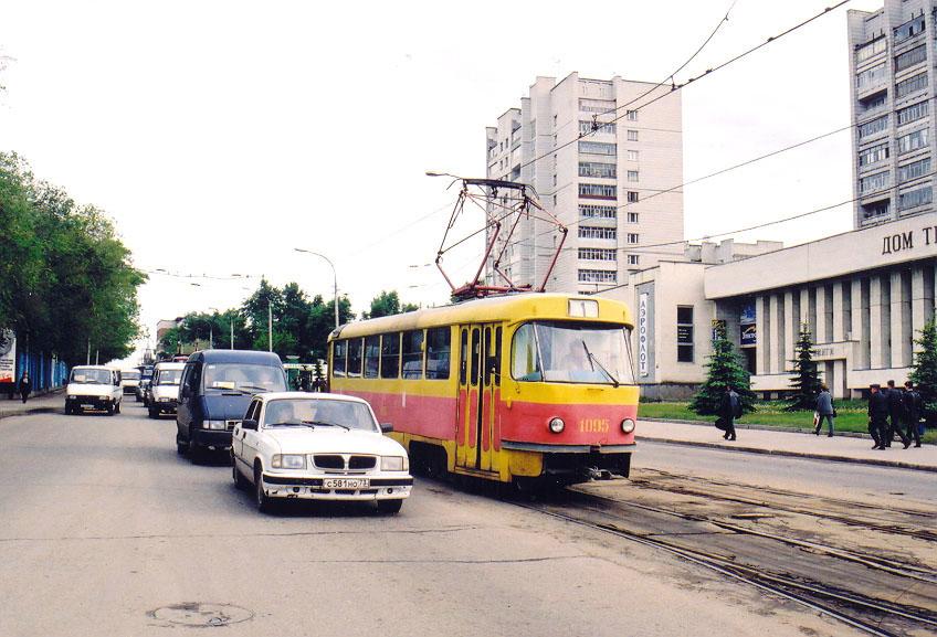 ULYANOVSK TRAM AND TROLLEYBUS NETWORK World Tram