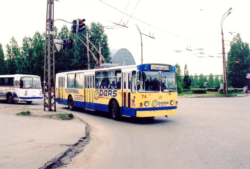World Tram u0026 Trolleybus Systems Russia ULYANOVSK