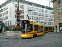 Stadler Tango Tram
