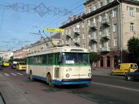 Skoda 9Tr Trolleybus