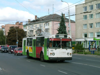 ZiU-682V Trolleybus
