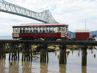 Astoria River Trolley Car 300