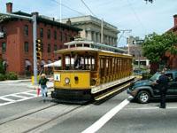 Lowell Car 1601