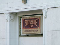 The South Shore Line, Michigan City
